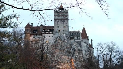 Transilvanija, Drakula, Bran
