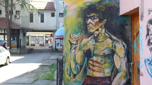 Grafiti, Banjaluka