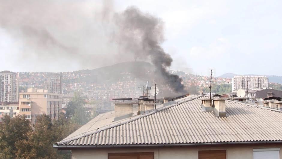 Eksplozija u Sarajevu, povrijeđena jedna osoba