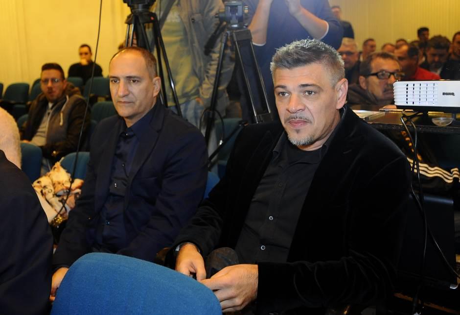 Savo Milošević, Mitar Mrkela