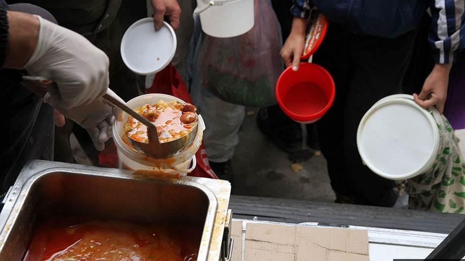 javna kuhinja, siromaštvo, sirotinja