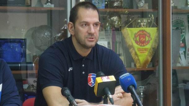 Mladen Bojinović, RK Borac m:tel