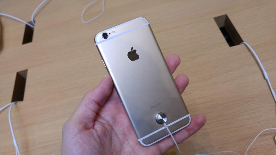 iPhone, iPhone 6s, iPhone 6s Plus
