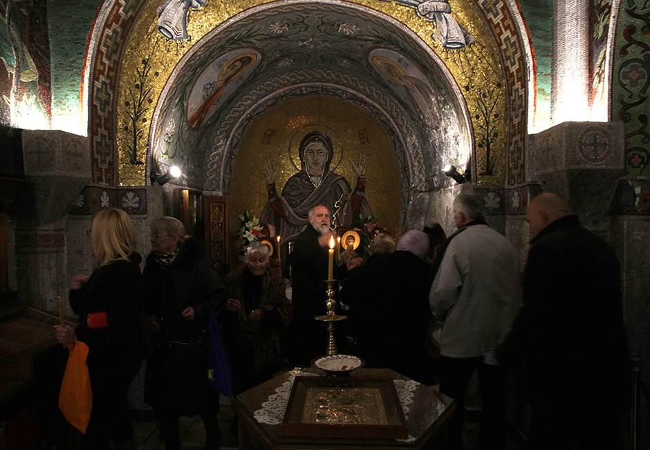 sveta petka, crkva svete petke, kalemegdan, pravoslavlje, slava