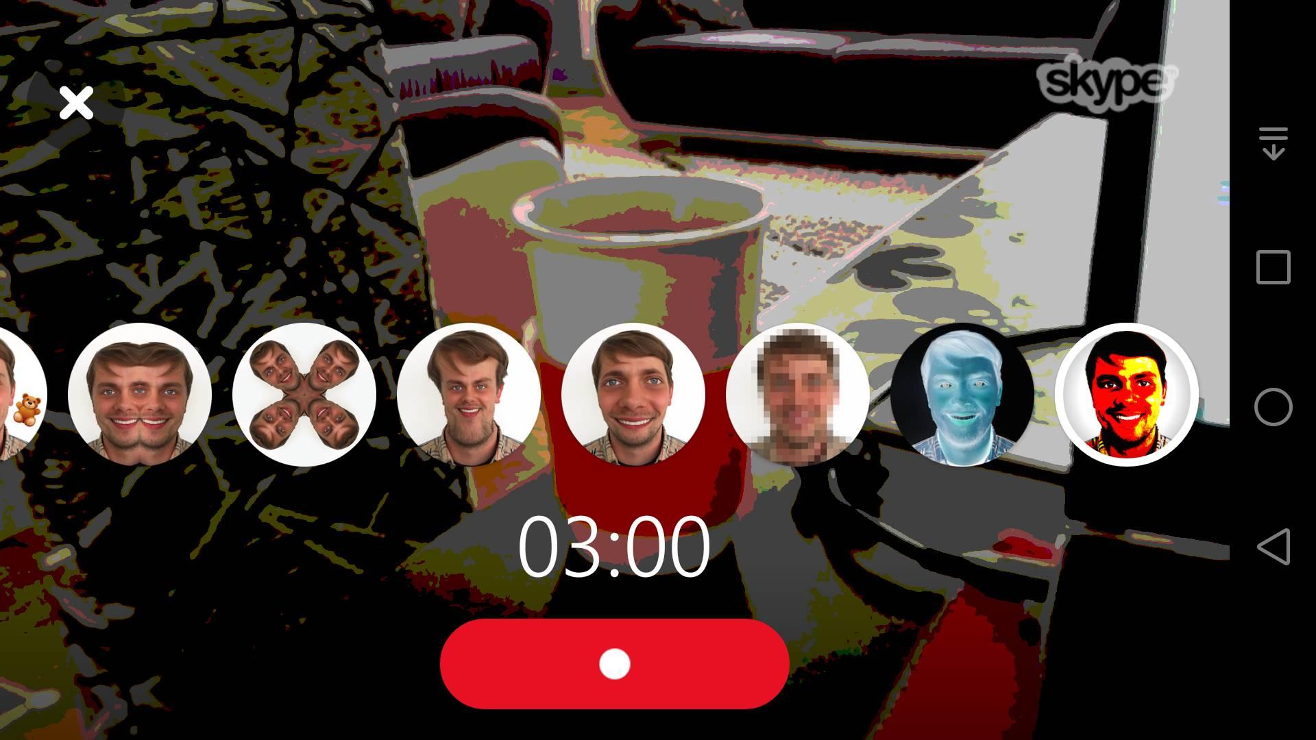 Skype, Emoji, Animirani Emoji