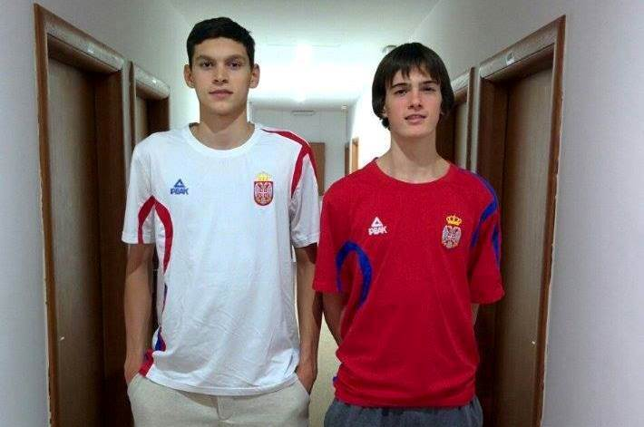 Dalibor Ilić i Marko Sekulić