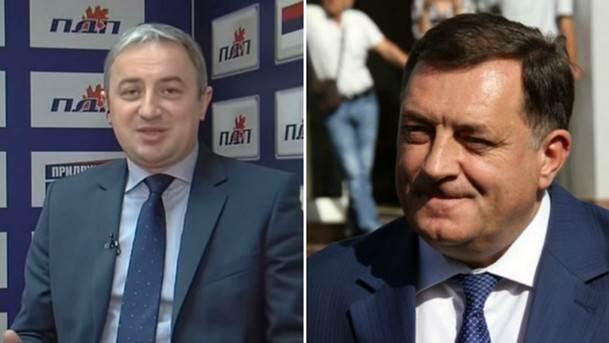 Borenović, Dodik