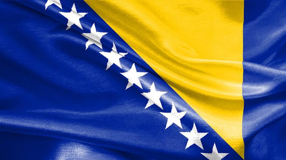 Zastava Bosne i Hercegovine, Zastava BiH