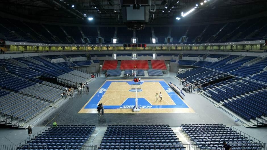 Kombank Beogradska Arena tribine