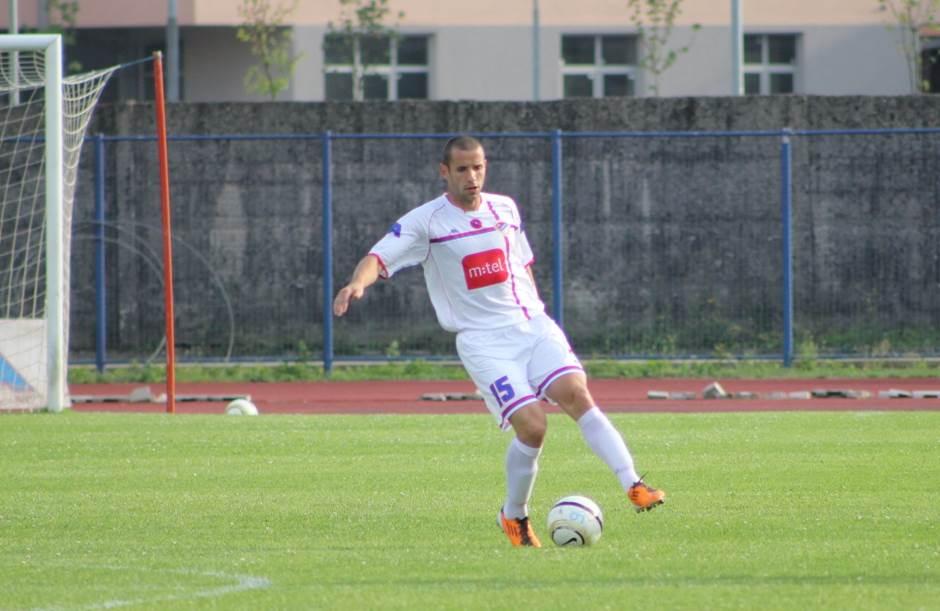 Boris Raspudić, FK Borac