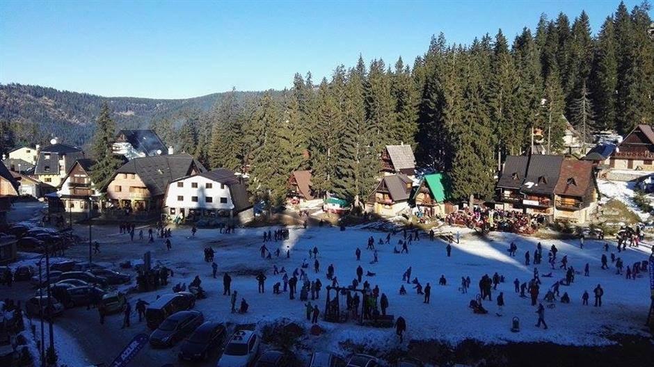 Vlašić, skijanje, zima, planina