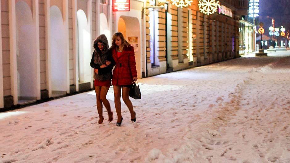 Banjaluka, snijeg