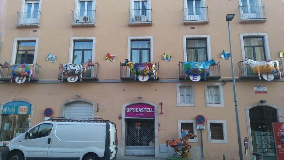Figeras, Figueras, hotel, hotel u Španiji