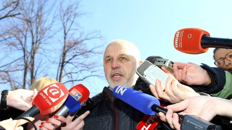 Jovan Radovanović, protesti majki