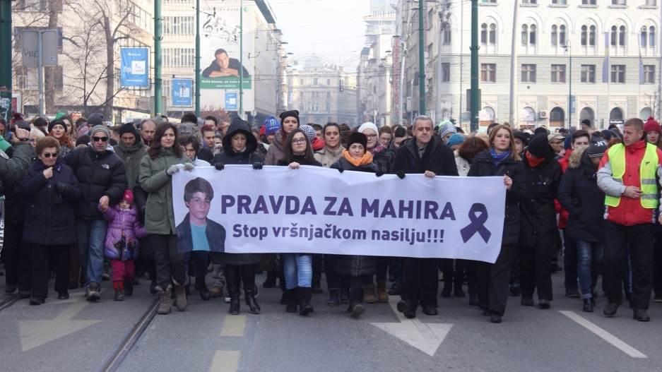 Šetnja za Mahira je šetnja za svu djecu