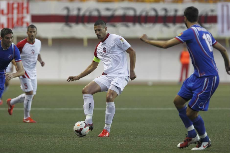 FK Borac: Stigla trojica novajlija