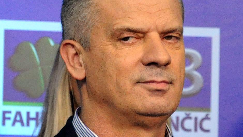 Fahrudin Radončić mala