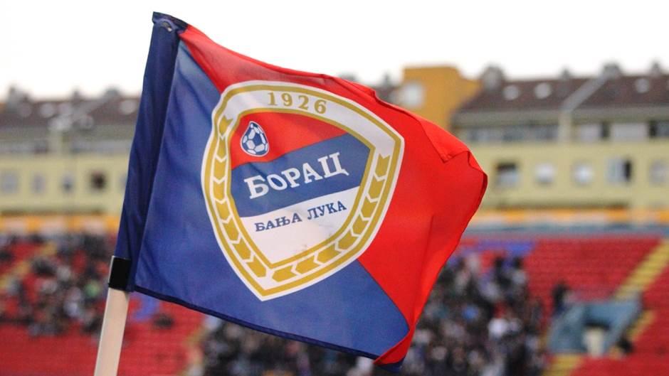 FK Borac logo grb pokrivalica korner zastavica
