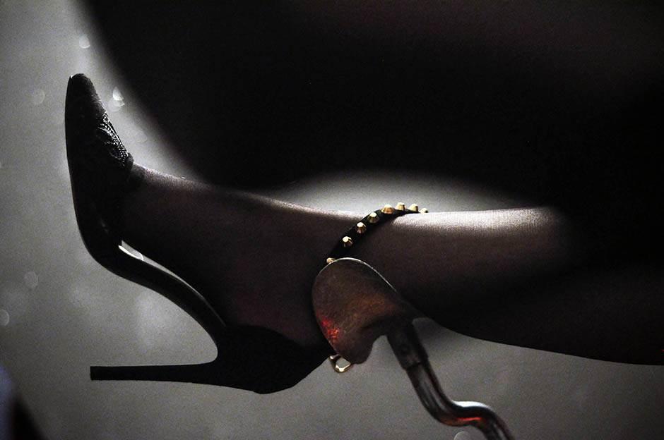 U zenici prostitutke Eskort devojke.