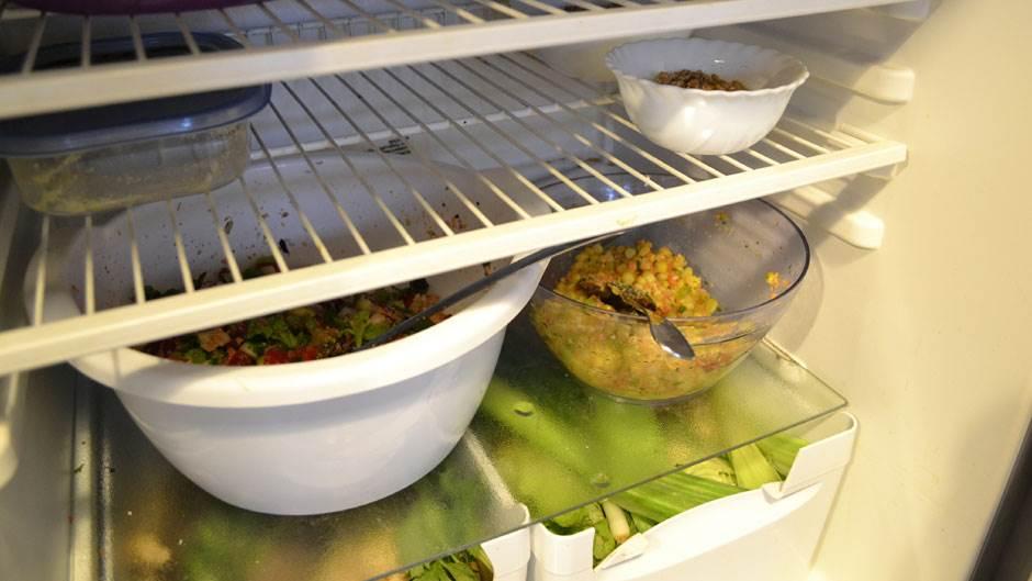 crnić, zdrava hrana, salata