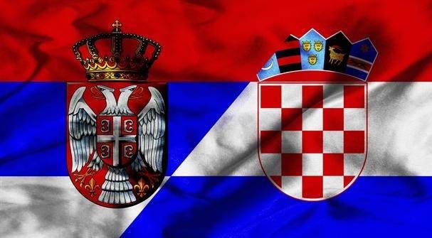 srbija hrvatska srbi i hrvati zastava ustaše
