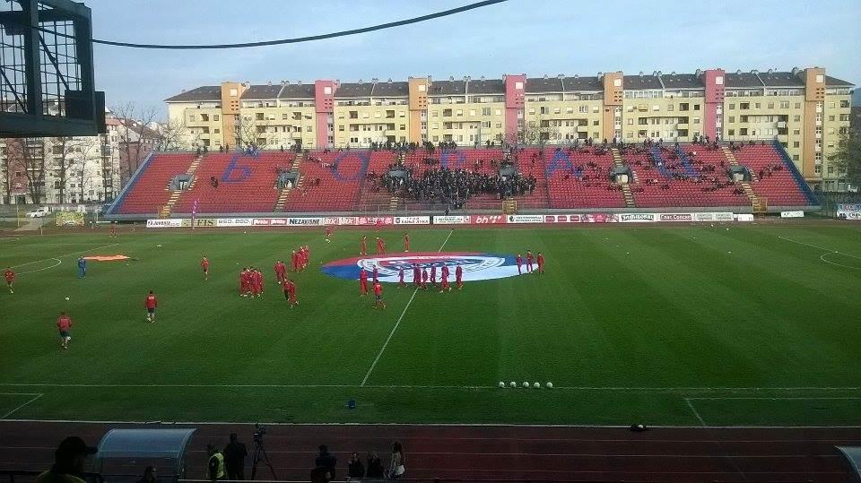 Nedostatak golova pokvario spektakl u Banjaluci
