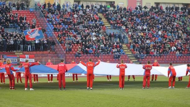 Gradski stadion, Borac Banjaluka