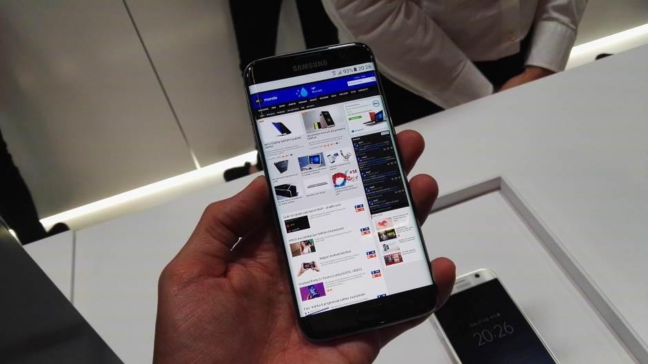 Galaxy S7, S7 edge, Galaxy A3 i A5 dobijaju Oreo
