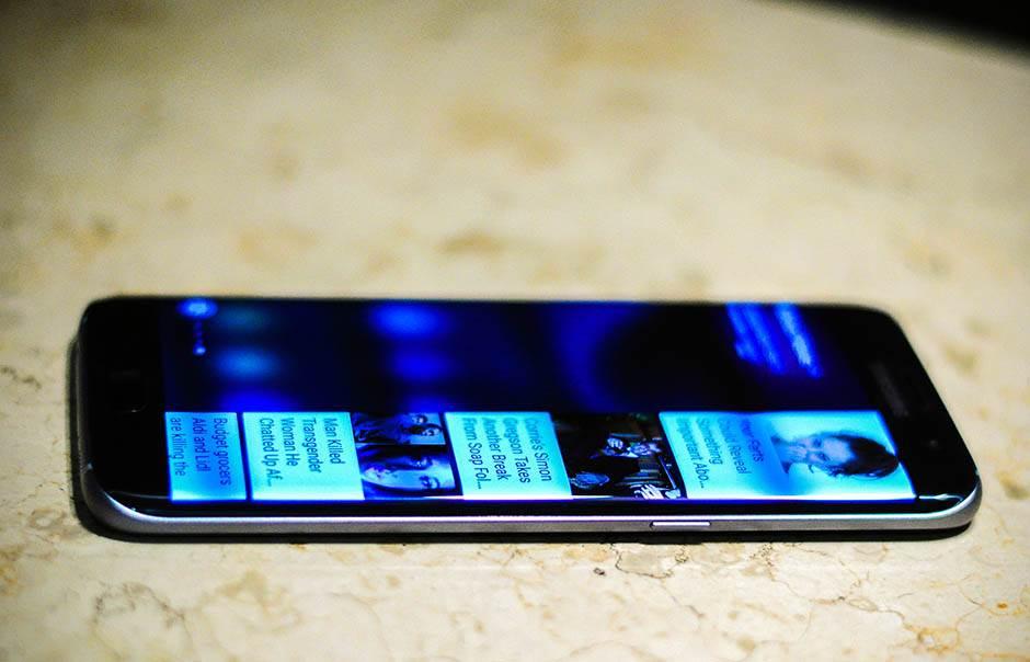 Samsung Galaxy S7 edge je telefon godine!