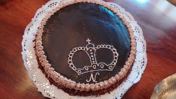 torta, čokoladna torta