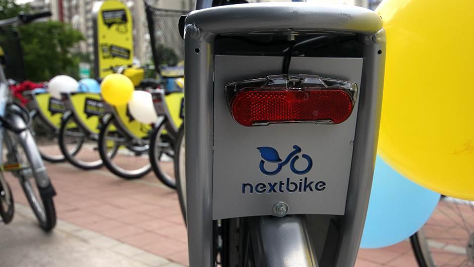 Nextbike, bicikla, biciklo