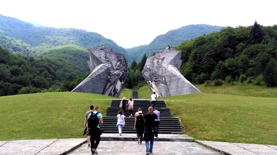 Tjentište, Sutjeska