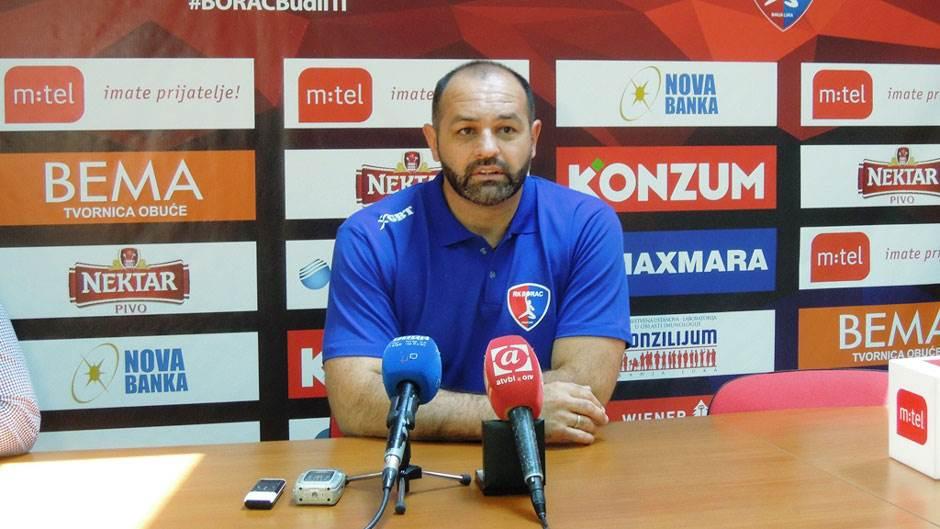 Ratko Đurković i zvanično novi trener Borca m:tel!