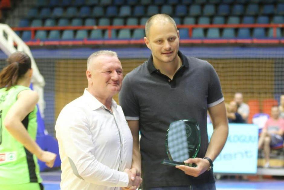 Boris Spasojević i Rašo Nesterović