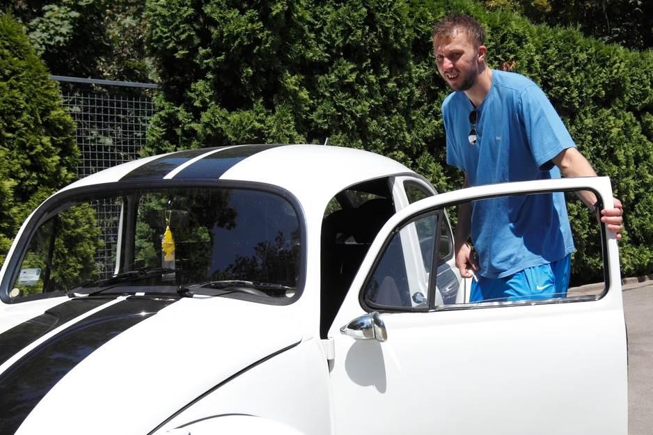 Savanović: Bogdan sjajan, ali ne ustajem zbog NBA