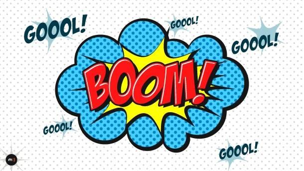 boom, gol, golčina, bomba