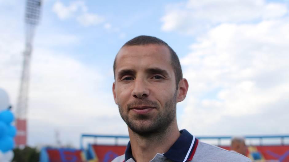 Donatorsko veče FK Borac Boris Raspudić