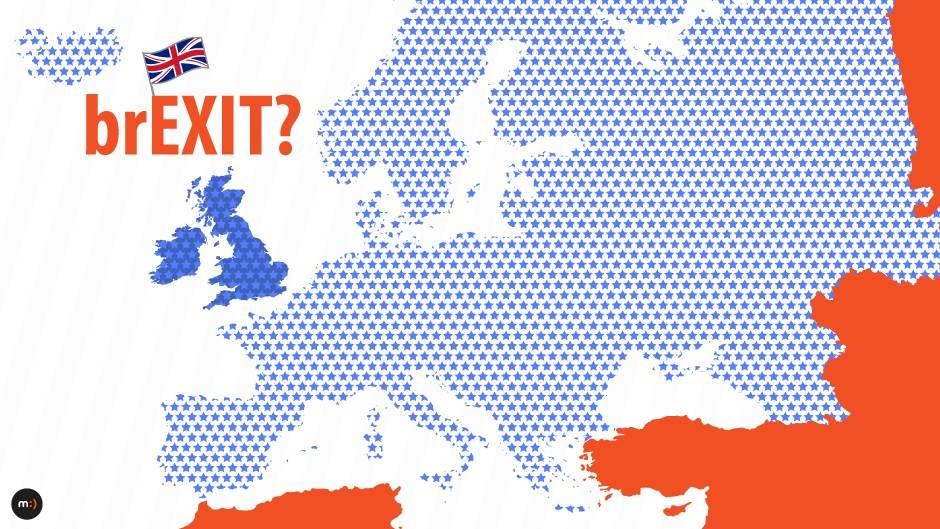 Velika Britanija, Britanija, Brexit, referendum o EU, Evropska unija, EU, Britanci i EU