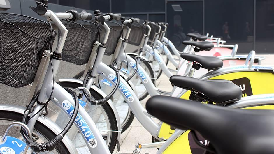 bicikl, nextbike