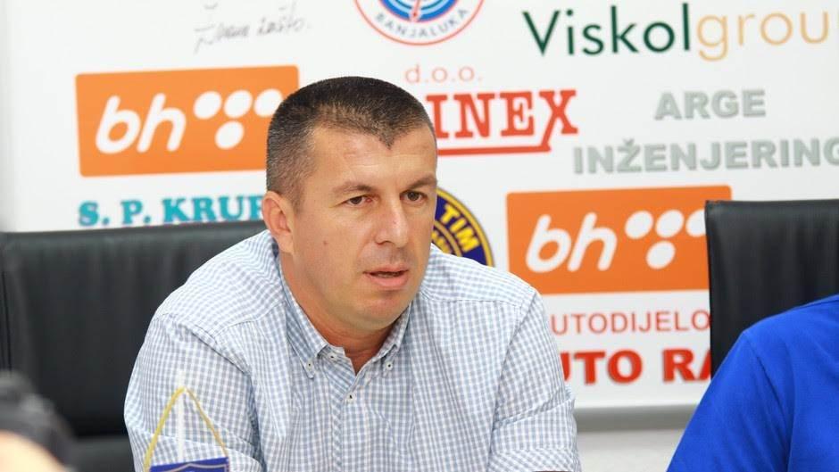 Slobodan Starčević, Krupa