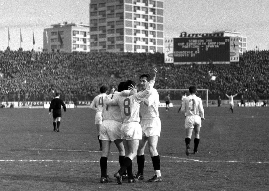 "Sparta je ""zgažena"" u Beogradu, Partizanovom igrom dirigovao je Vladica Kovačević."