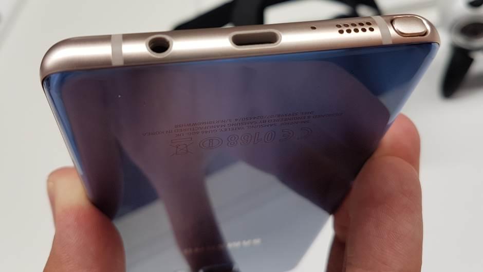 Povratnički Note 7 iznenadio na testu brzine!