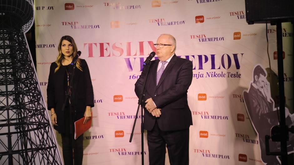 """Teslin vremeplov"" u Banjaluci FOTO i VIDEO"