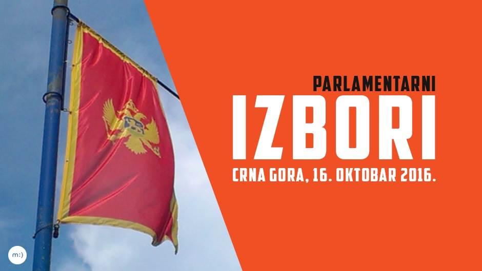 izbori, parlamentarni izbori, izbori u Crnoj Gori