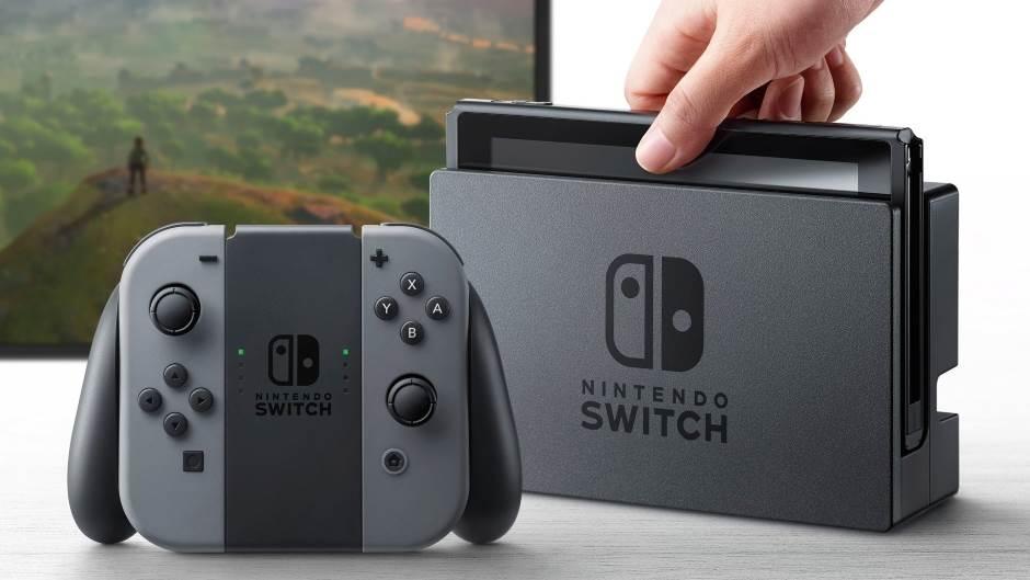 Nintendo Switch, Nintendo NX, Nintendo, Konzole, Nintendo konzola