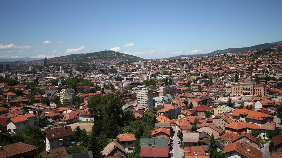 Sarajevo: 555 godina burne istorije