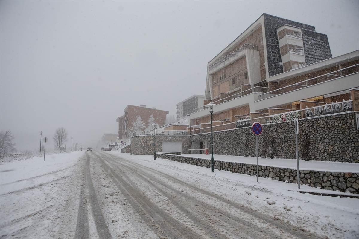Bjelašnica i Igman pod snježnim pokrivačem