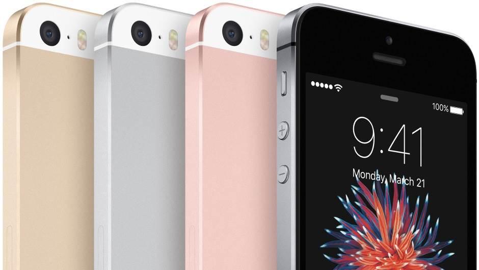 Apple, iPhone, iPhone SE, 9:41