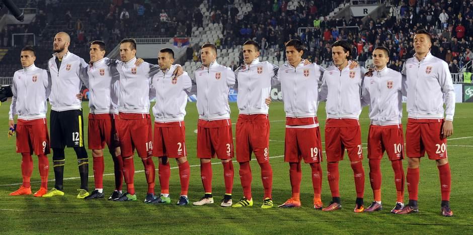 Srbija, orlići, mlada fudbalska reprezentacija Srbije