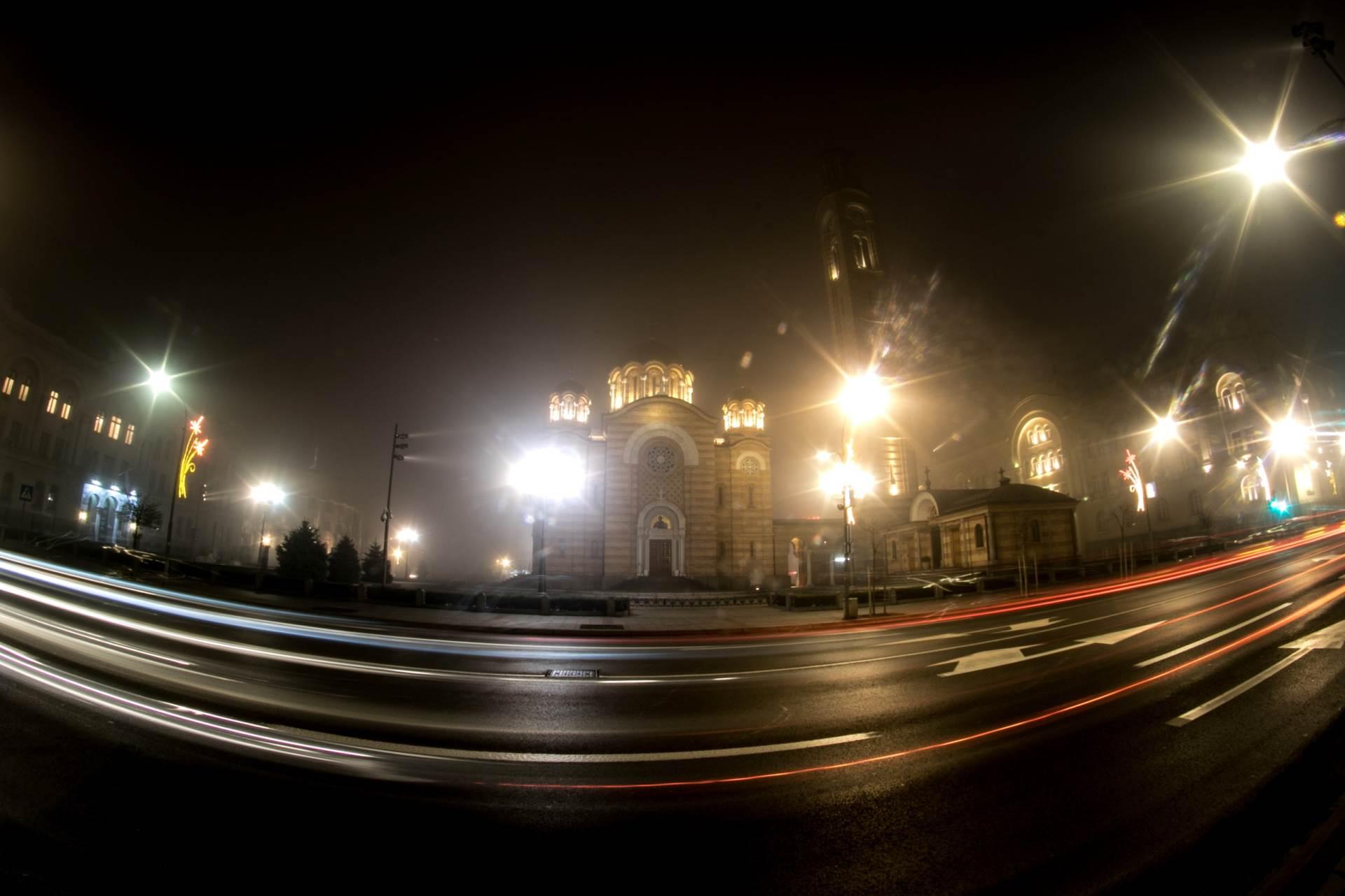 banjaluka, hram, banski dvor, palata predsjednika, gradska uprava, trg krajine